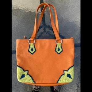 Vintage Claudia Firenze purse made in Italy